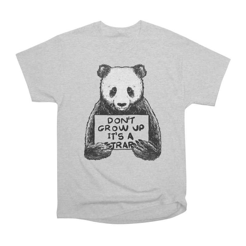 Don't grow up its a trap Men's Classic T-Shirt by Tobe Fonseca's Artist Shop
