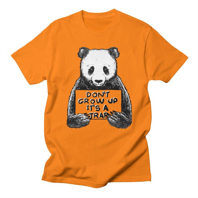 Don't grow up its a trap Men's T-Shirt by Tobe Fonseca's Artist Shop
