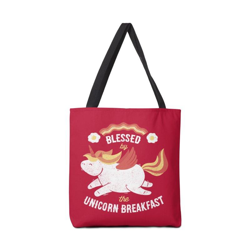Bacon Breakfast Accessories Bag by Tobe Fonseca's Artist Shop