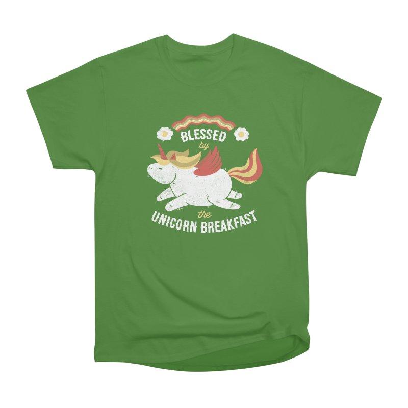 Bacon Breakfast Men's Classic T-Shirt by Tobe Fonseca's Artist Shop