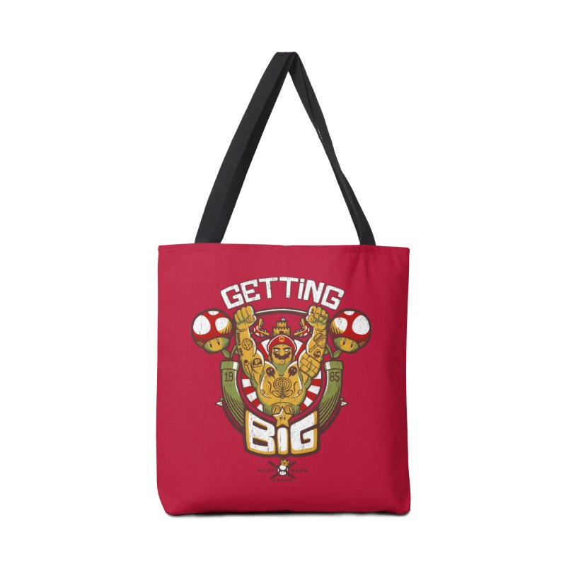 Getting Big Red Accessories Bag by Tobe Fonseca's Artist Shop
