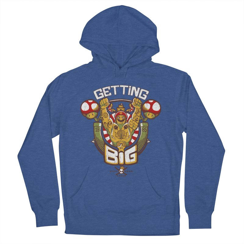 Getting Big Red Women's Pullover Hoody by Tobe Fonseca's Artist Shop