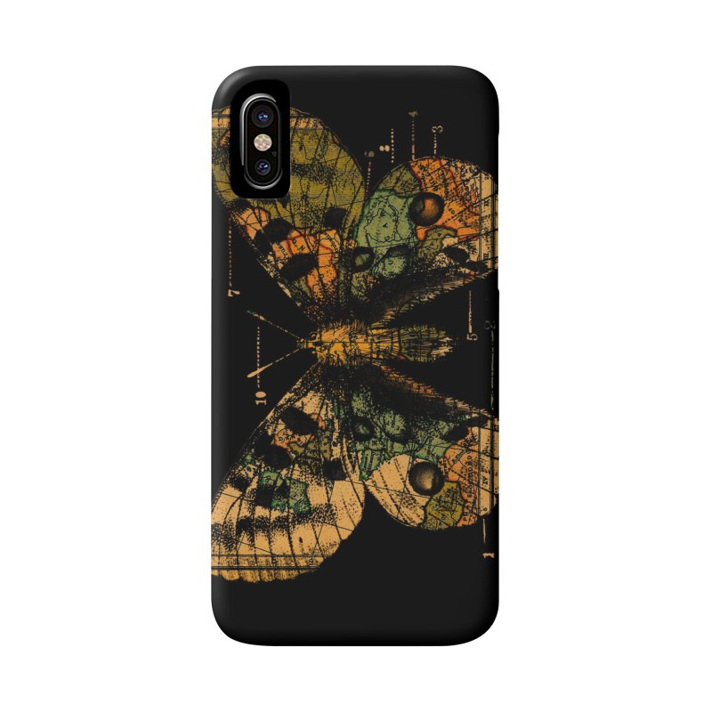 Time Flies Accessories Phone Case by Tobe Fonseca's Artist Shop