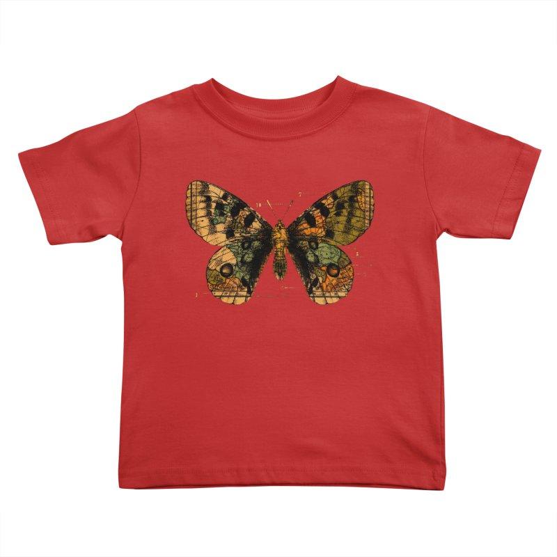 Time Flies Kids Toddler T-Shirt by Tobe Fonseca's Artist Shop