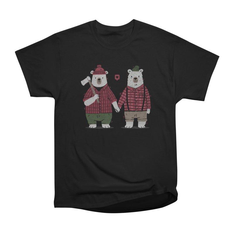 My Bear Valentine Women's Classic Unisex T-Shirt by Tobe Fonseca's Artist Shop
