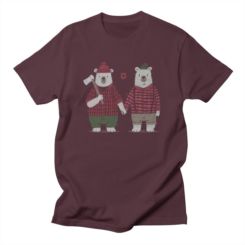 My Bear Valentine Men's T-Shirt by Tobe Fonseca's Artist Shop