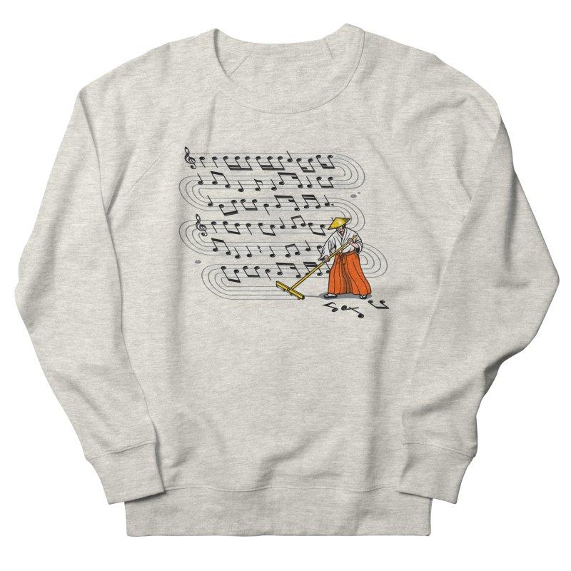 Japanese Zen Garden Song Men's Sweatshirt by Tobe Fonseca's Artist Shop