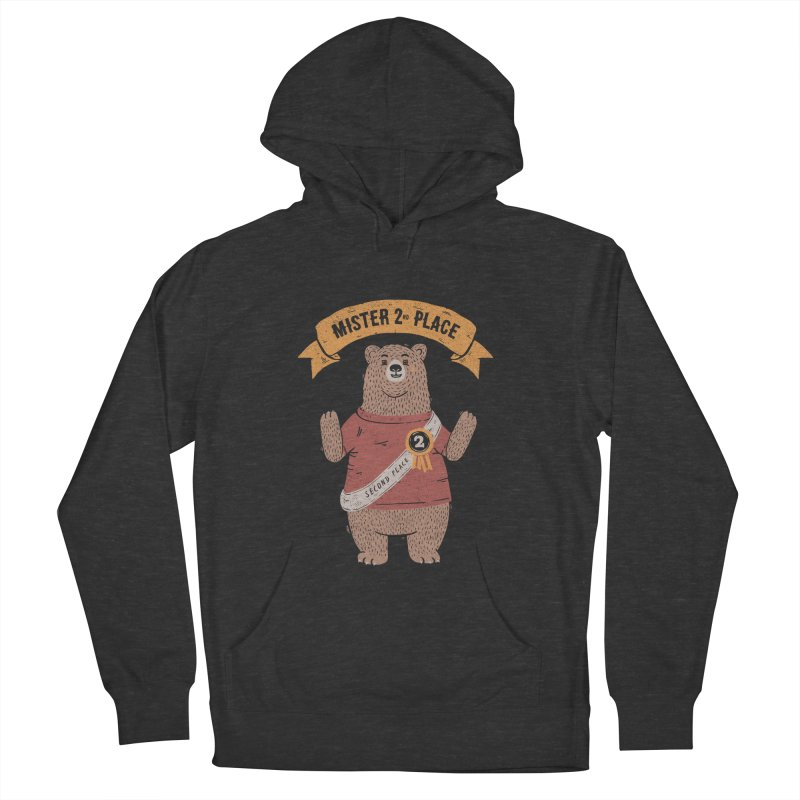 2nd Place Bear Men's Pullover Hoody by Tobe Fonseca's Artist Shop