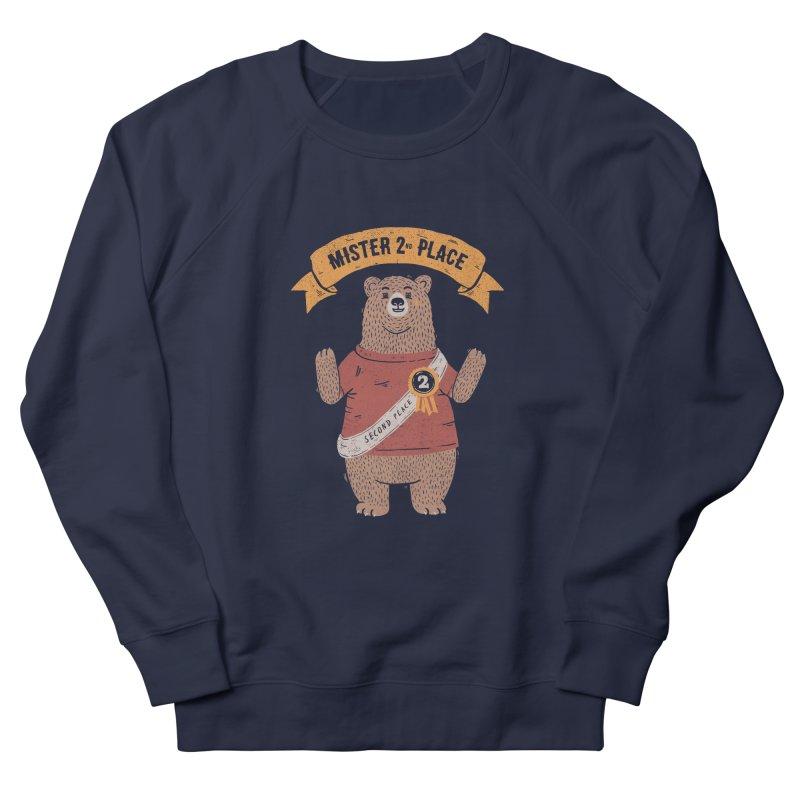 2nd Place Bear Men's Sweatshirt by Tobe Fonseca's Artist Shop
