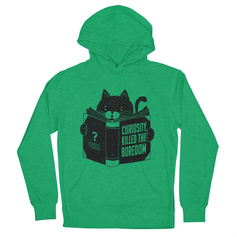 Curiosity Killed The Boredom Men's Pullover Hoody by Tobe Fonseca's Artist Shop