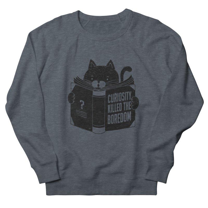 Curiosity Killed The Boredom Men's Sweatshirt by Tobe Fonseca's Artist Shop