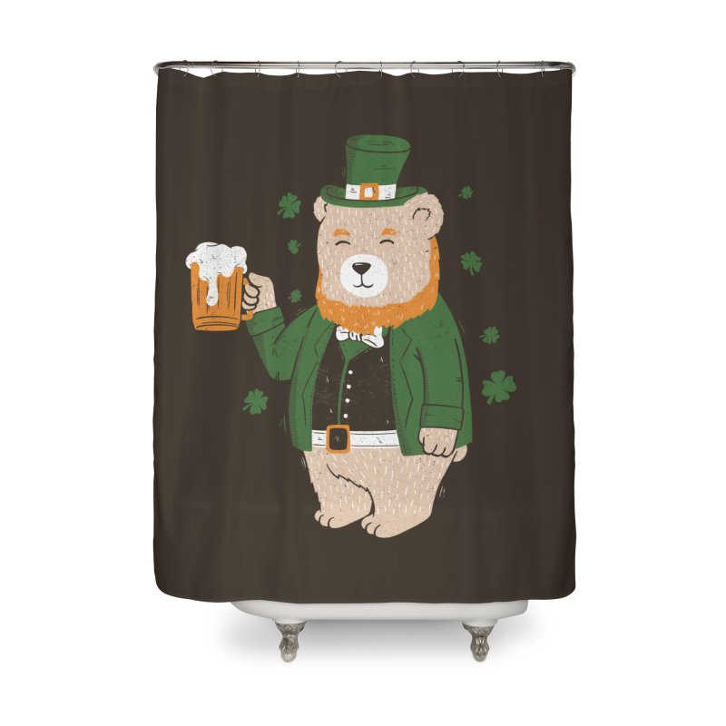 Pinch Proof Home Shower Curtain by Tobe Fonseca's Artist Shop