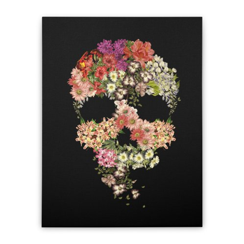 image for Skull Floral Decay