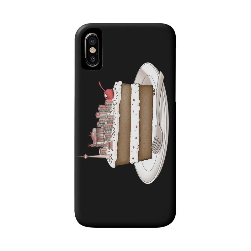 Hungry for Travels: Slice of Berlin Accessories Phone Case by Tobe Fonseca's Artist Shop