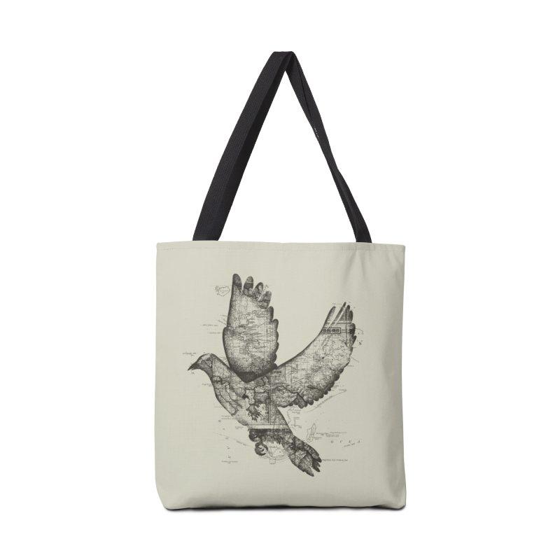Wanderlust Accessories Bag by Tobe Fonseca's Artist Shop