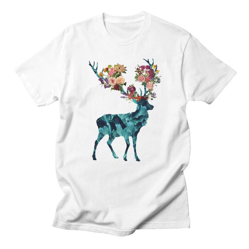Spring Itself Floral Dark Women's Unisex T-Shirt by Tobe Fonseca's Artist Shop