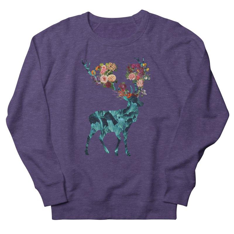 Spring Itself Floral Dark Women's Sweatshirt by Tobe Fonseca's Artist Shop
