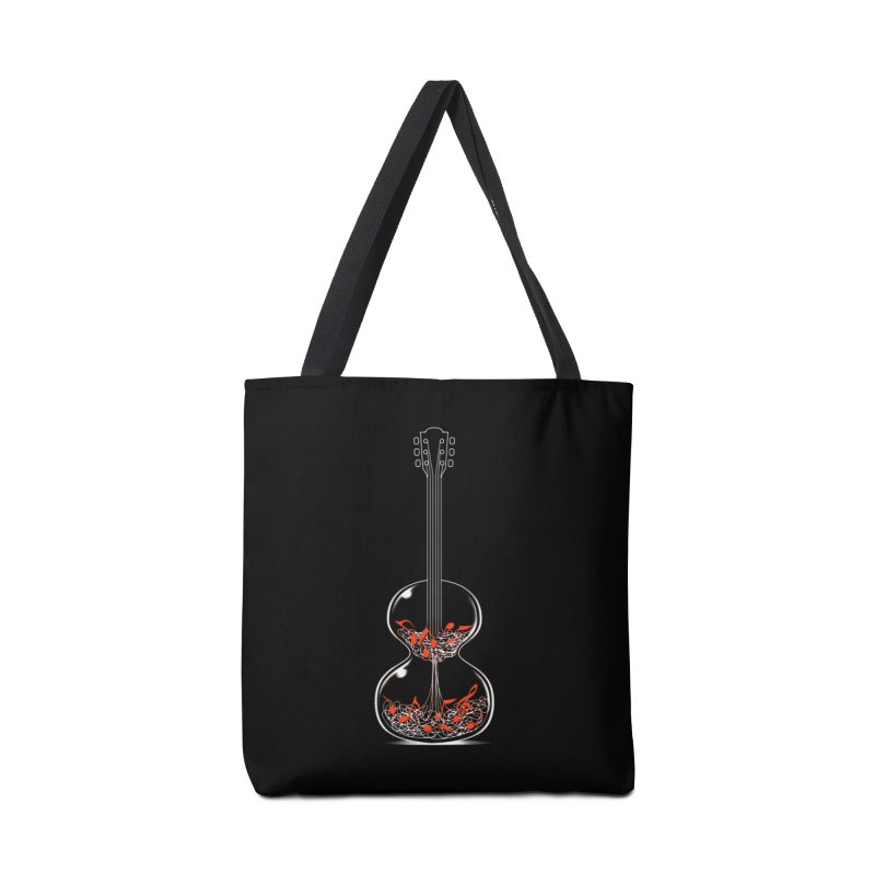 Tempo Accessories Bag by Tobe Fonseca's Artist Shop