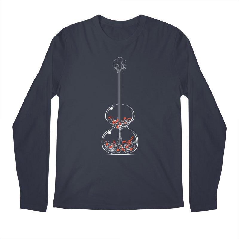 Tempo Men's Longsleeve T-Shirt by Tobe Fonseca's Artist Shop
