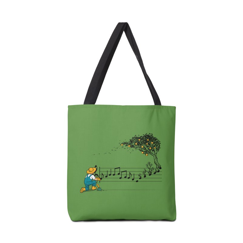 Maestro of Nature Accessories Bag by Tobe Fonseca's Artist Shop