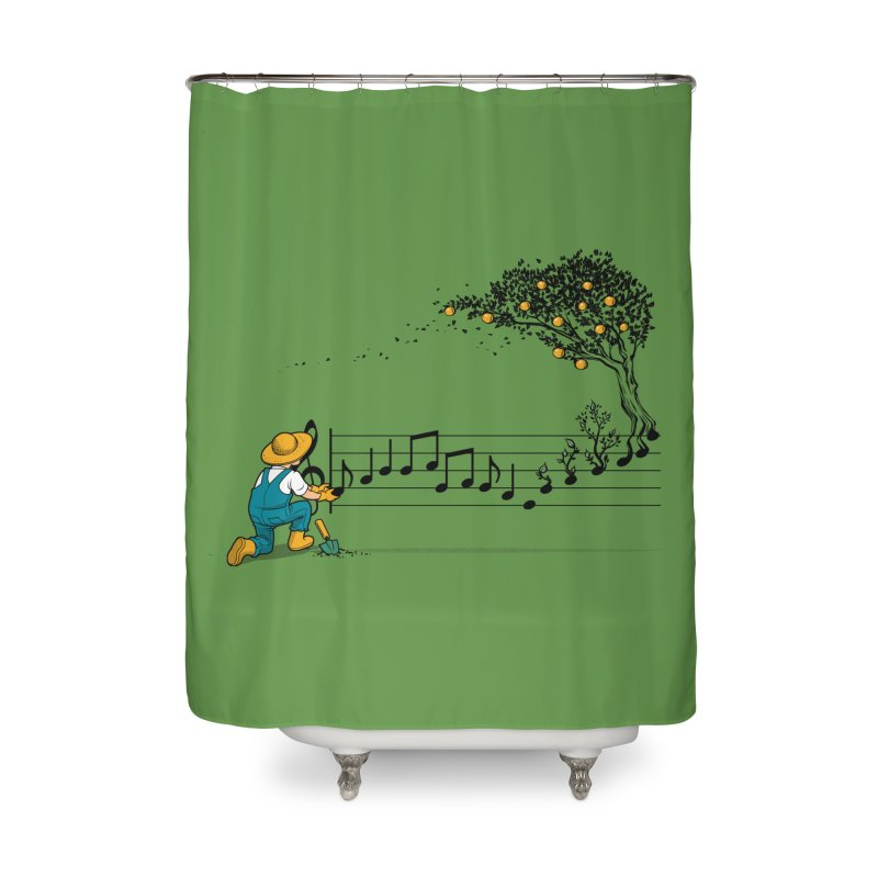 Maestro of Nature Home Shower Curtain by Tobe Fonseca's Artist Shop