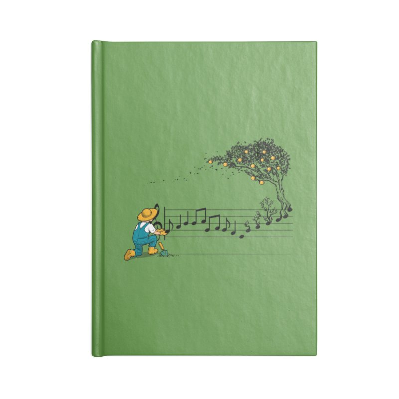 Maestro of Nature Accessories Notebook by Tobe Fonseca's Artist Shop
