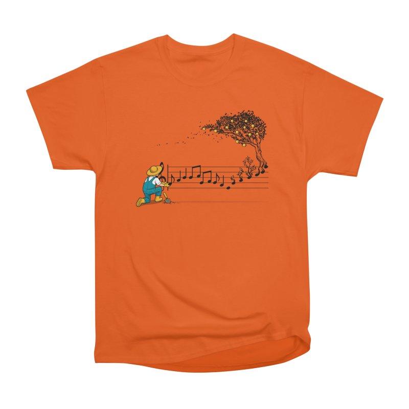 Maestro of Nature Women's Heavyweight Unisex T-Shirt by Tobe Fonseca's Artist Shop