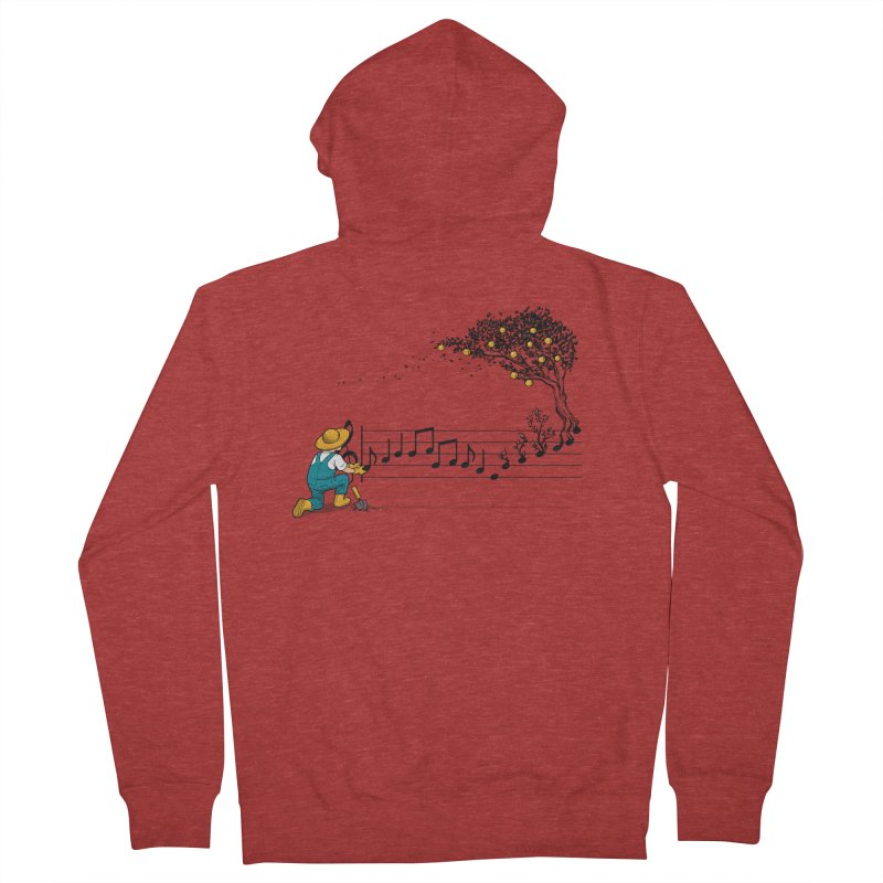 Maestro of Nature Men's Zip-Up Hoody by Tobe Fonseca's Artist Shop