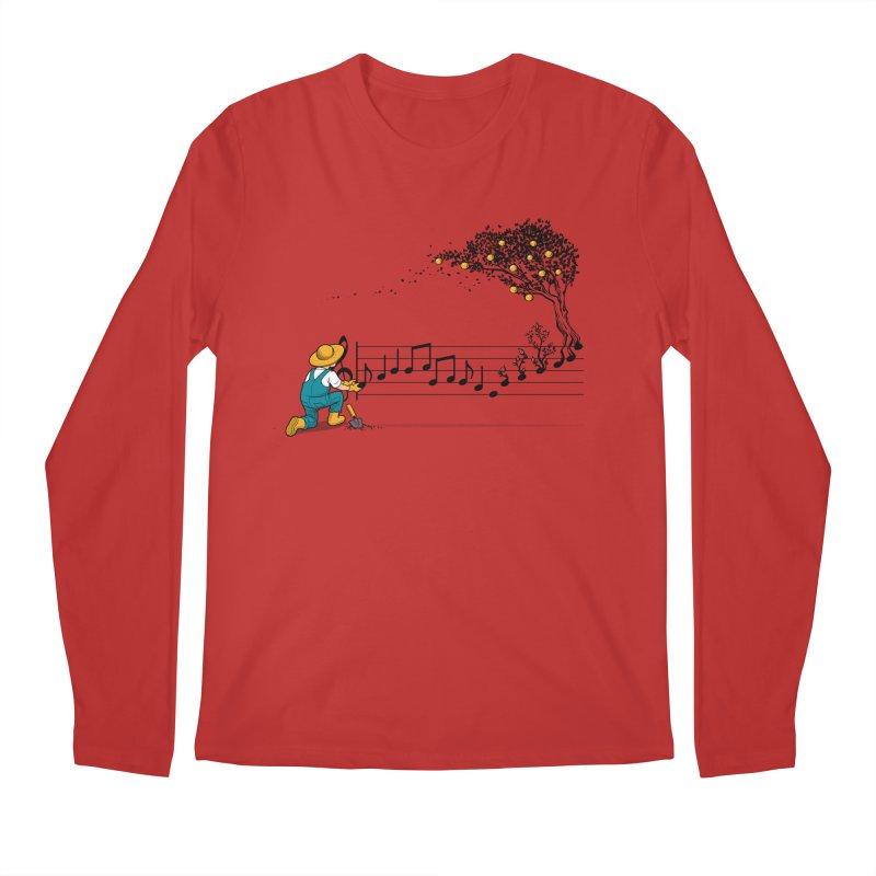Maestro of Nature Men's Longsleeve T-Shirt by Tobe Fonseca's Artist Shop