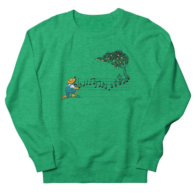 Maestro of Nature Men's Sweatshirt by Tobe Fonseca's Artist Shop