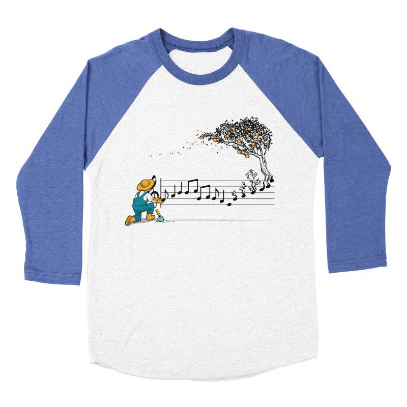 Maestro of Nature Women's Baseball Triblend T-Shirt by Tobe Fonseca's Artist Shop