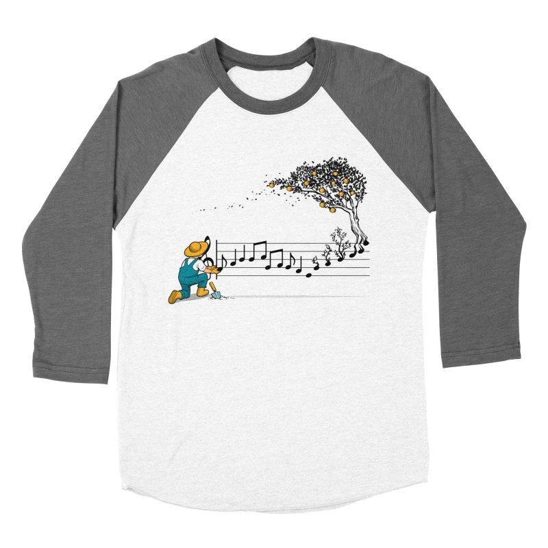 Maestro of Nature Men's Baseball Triblend T-Shirt by Tobe Fonseca's Artist Shop