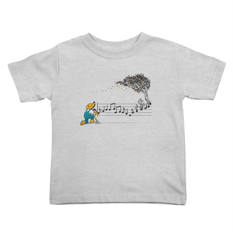 Maestro of Nature Kids Toddler T-Shirt by Tobe Fonseca's Artist Shop