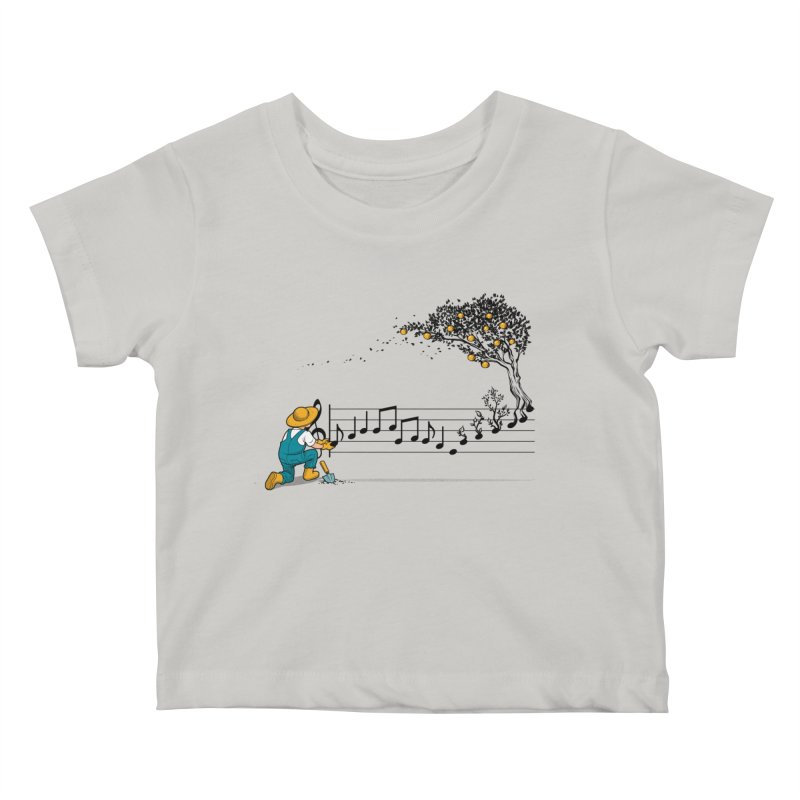 Maestro of Nature Kids Baby T-Shirt by Tobe Fonseca's Artist Shop