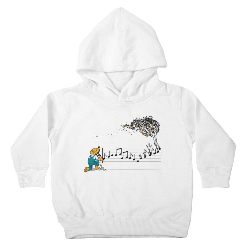 Maestro of Nature Kids Toddler Pullover Hoody by Tobe Fonseca's Artist Shop