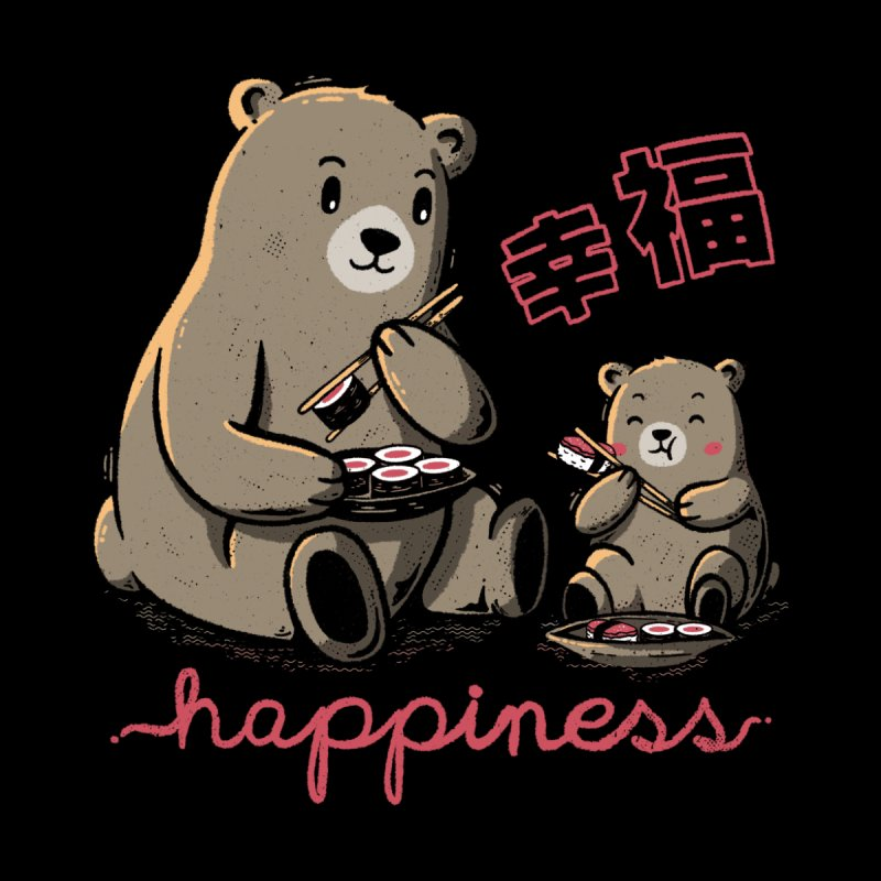 Happiness Sushi Kids Pullover Hoody by Tobe Fonseca's Artist Shop