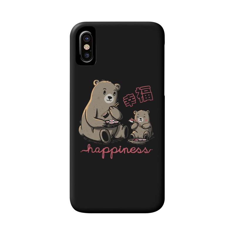 Happiness Sushi Accessories Phone Case by Tobe Fonseca's Artist Shop