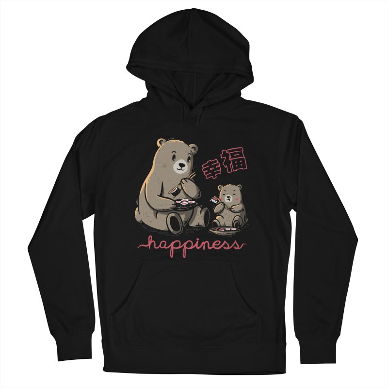 Happiness Sushi Women's Pullover Hoody by Tobe Fonseca's Artist Shop