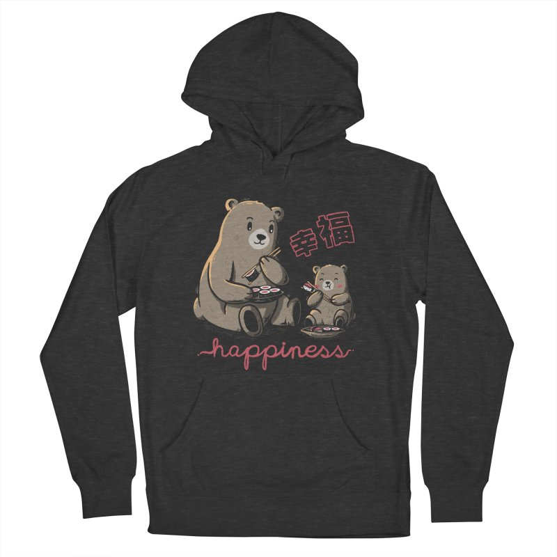 Happiness Sushi Men's Pullover Hoody by Tobe Fonseca's Artist Shop