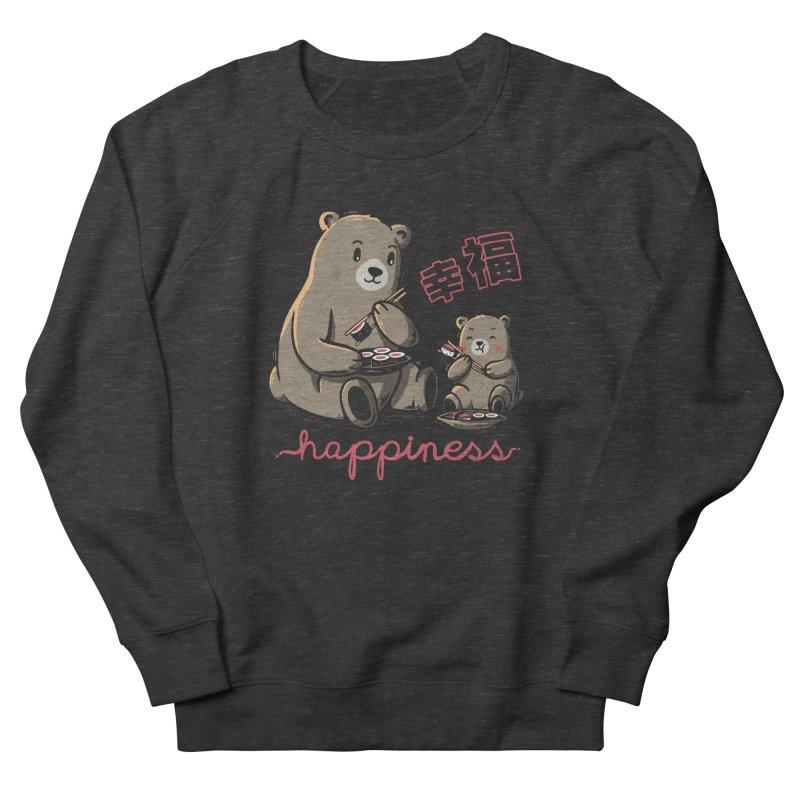 Happiness Sushi Women's Sweatshirt by Tobe Fonseca's Artist Shop