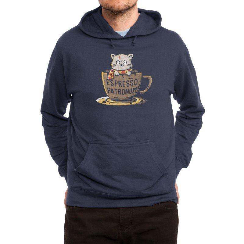 Espresso Patronum Men's Pullover Hoody by Tobe Fonseca's Artist Shop