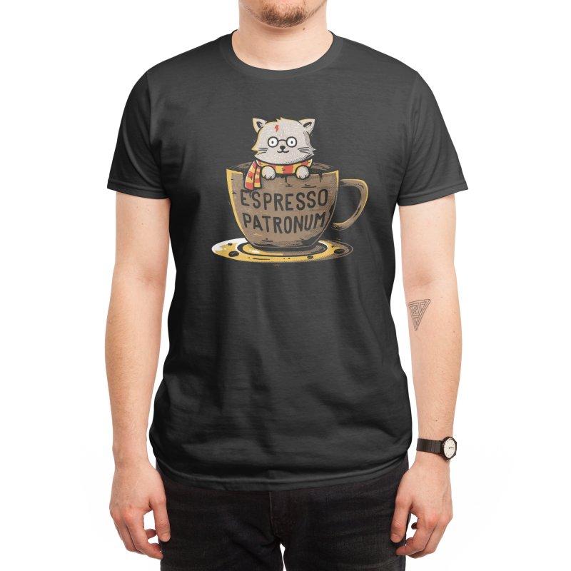 Espresso Patronum Men's T-Shirt by Tobe Fonseca's Artist Shop