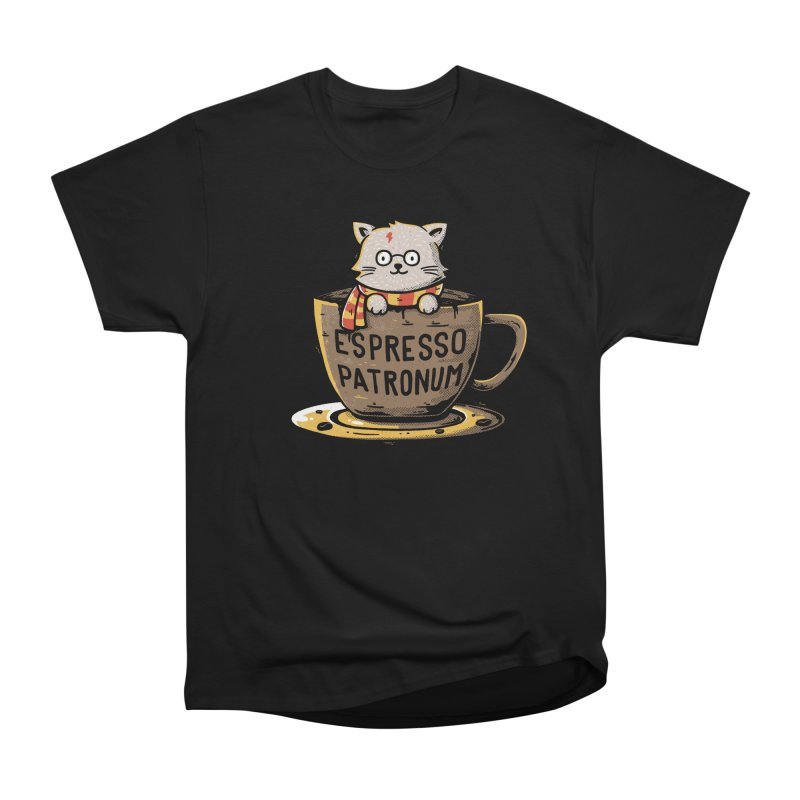 Espresso Patronum Men's T-Shirt by Tobe Fonseca's Artist Shop