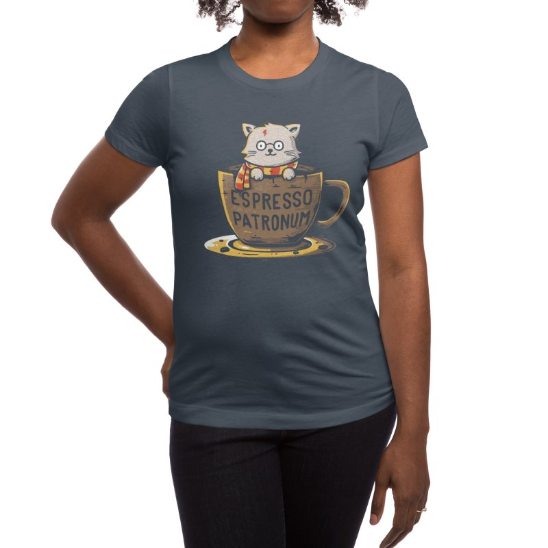 Espresso Patronum Women's T-Shirt by Tobe Fonseca's Artist Shop