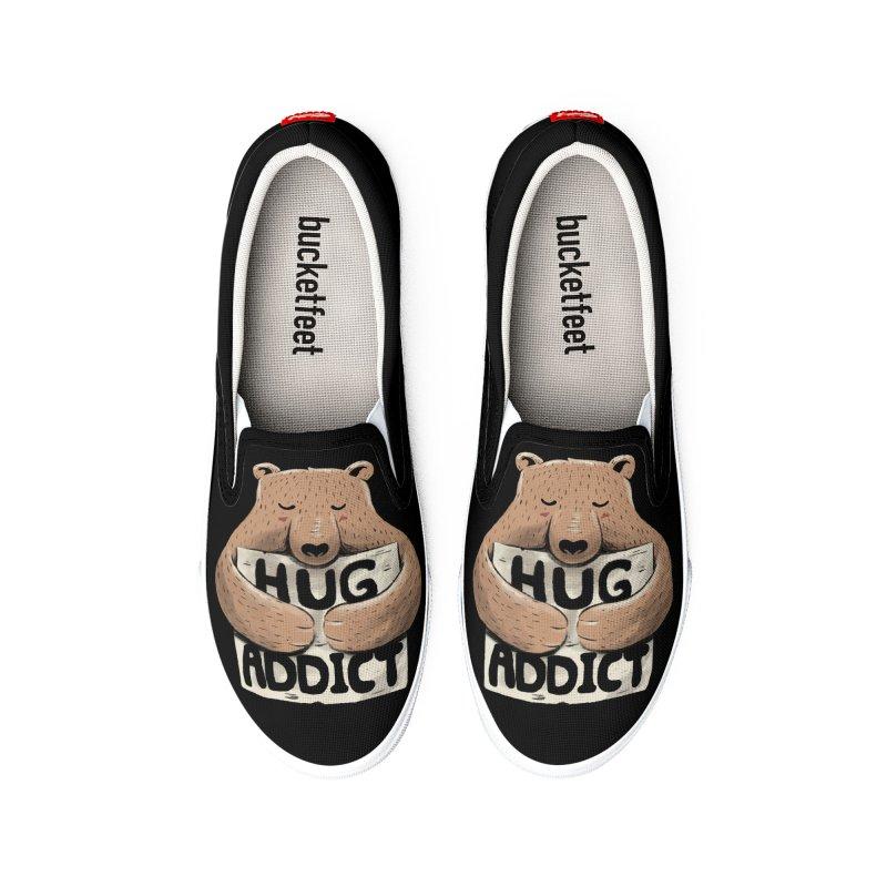 Hug Addict Women's Shoes by Tobe Fonseca's Artist Shop