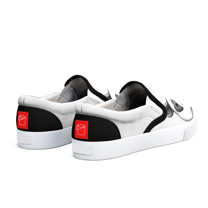 Panda Love Women's Shoes by Tobe Fonseca's Artist Shop