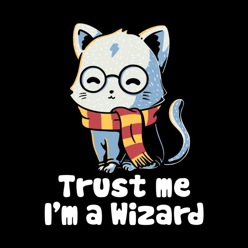 Trust me I'm a wizard Kids T-Shirt by Tobe Fonseca's Artist Shop