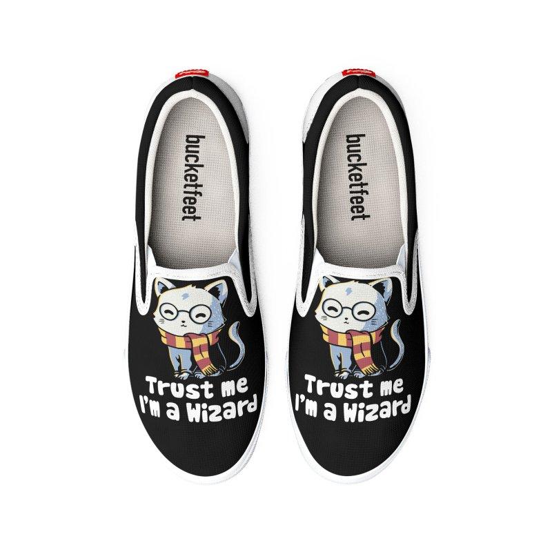 Trust me I'm a wizard Women's Shoes by Tobe Fonseca's Artist Shop