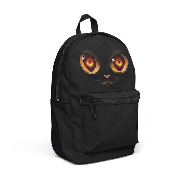Product image for Black Hole T-shirt Cat