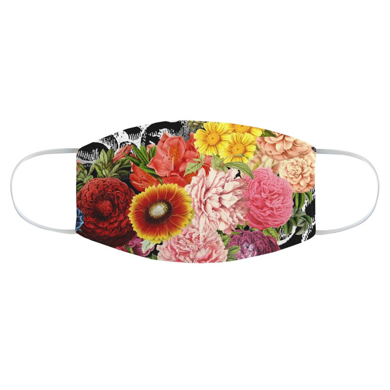 Love Your Brain Accessories Face Mask by Tobe Fonseca's Artist Shop